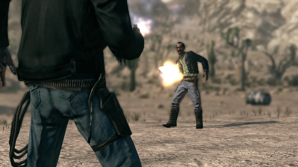 Image from Call of Juarez 2