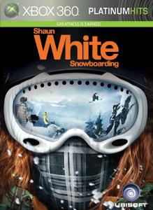 Shaun White Snowboarding - Hang with Your Friends theme
