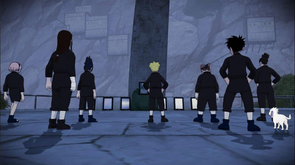 Image from Naruto The Broken Bond