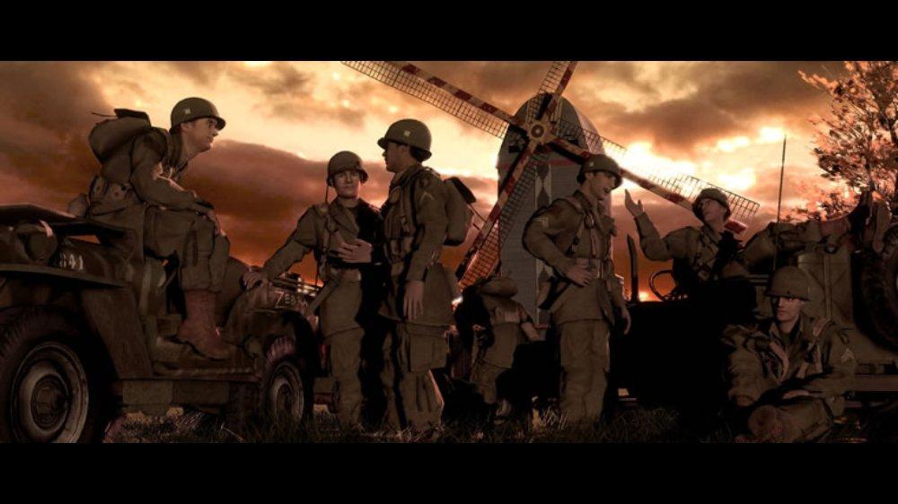 Bild von Brothers in Arms: HH