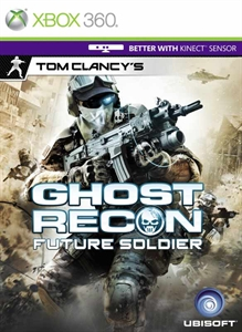 Ghost Recon Future Soldier - E3 Trailer