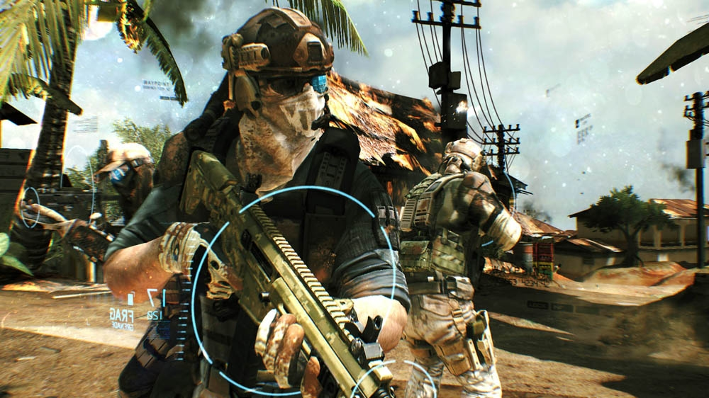 Kép, forrása: Ghost Recon: Future Soldier™