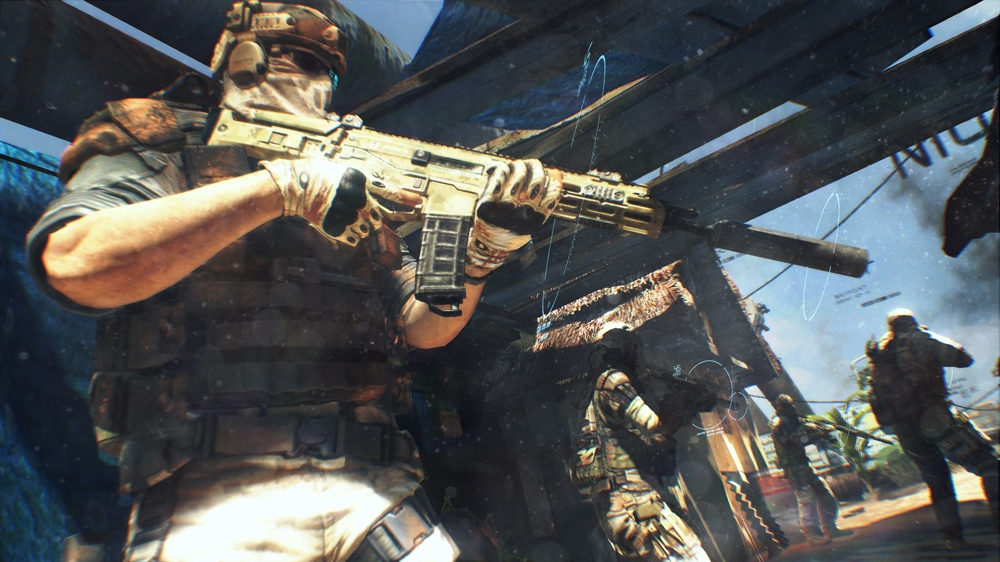 Image from Ghost Recon: Future Soldier™