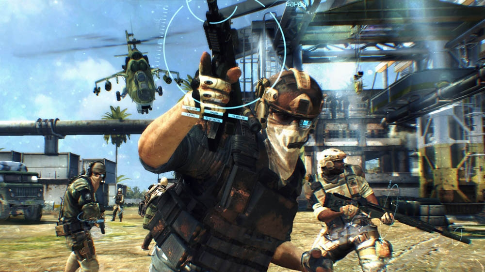 Bild från Ghost Recon: Future Soldier™