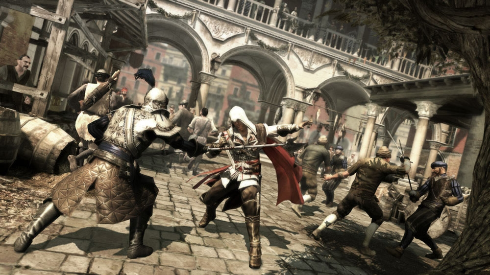 Immagine da Assassin's Creed II