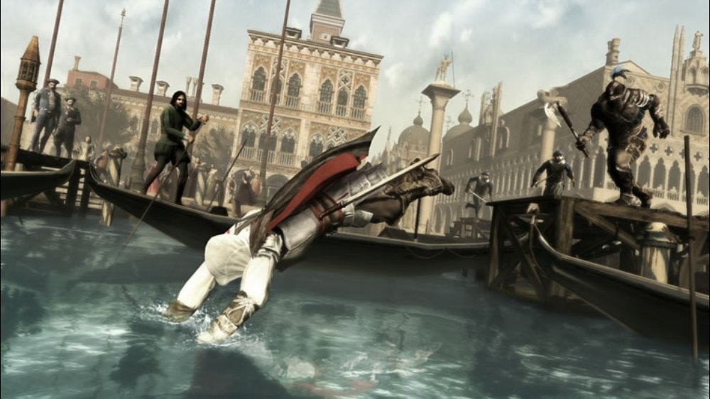 Bilde fra Assassin&#39;s Creed II