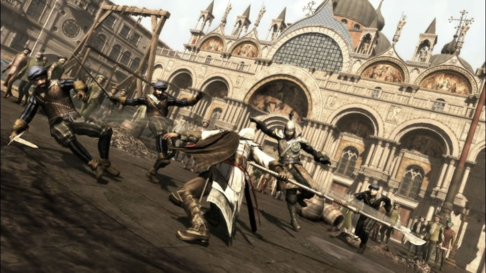 Image from Assassin's Creed II