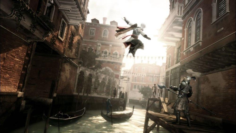 Obrázok z hry Assassin's Creed II
