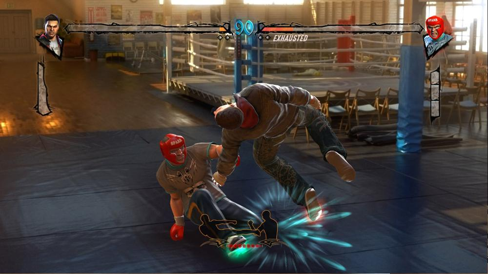 Image from Fighters Uncaged