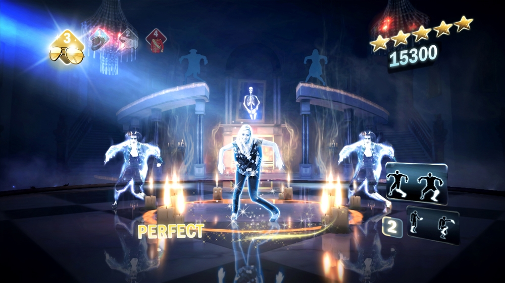 Image from Michael Jackson The Experience