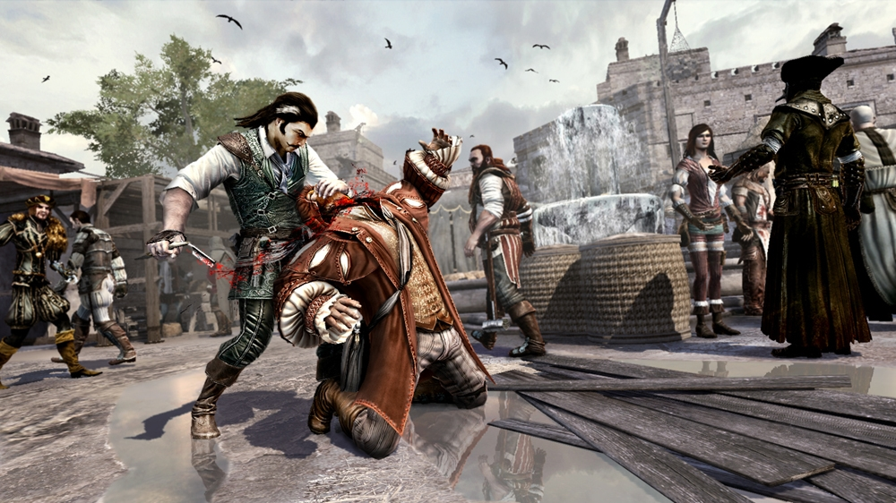 Obraz z Assassin's Creed Brotherhood