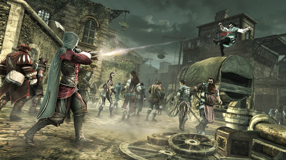 Immagine da Assassin's Creed Brotherhood