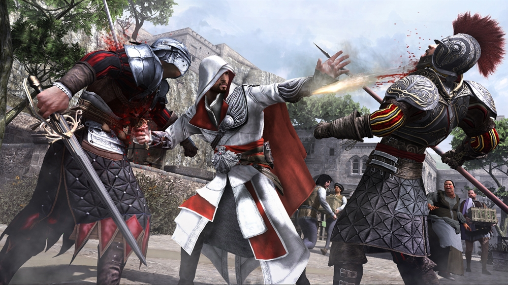 Afbeelding van Assassin's Creed Brotherhood