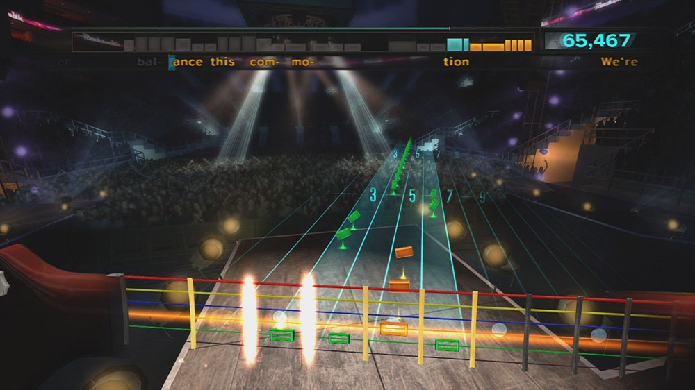 Kuva pelist Rocksmith