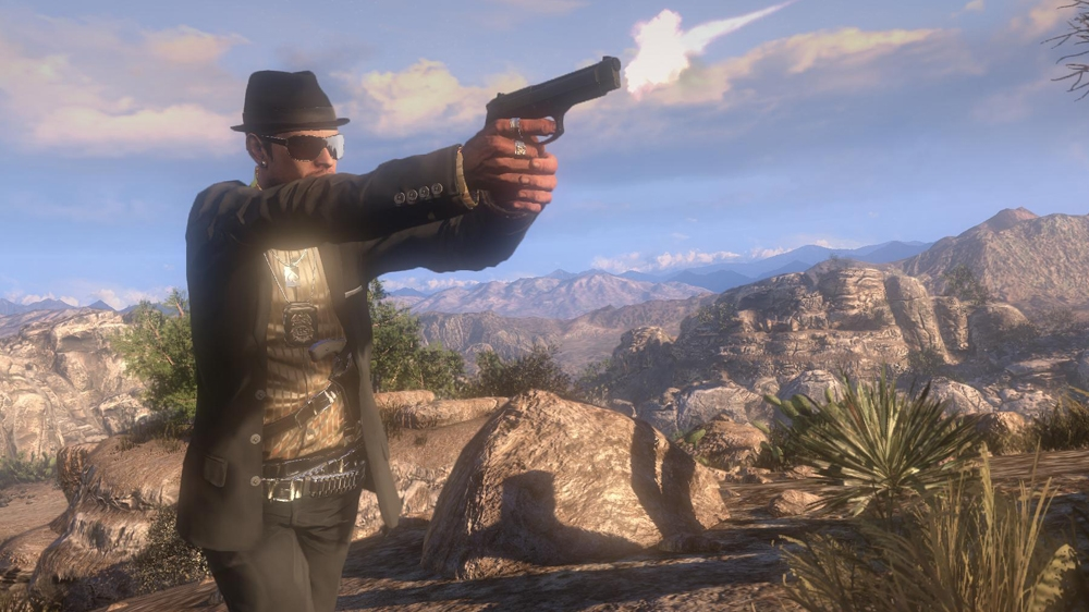 Image from Call Of Juarez : The Cartel