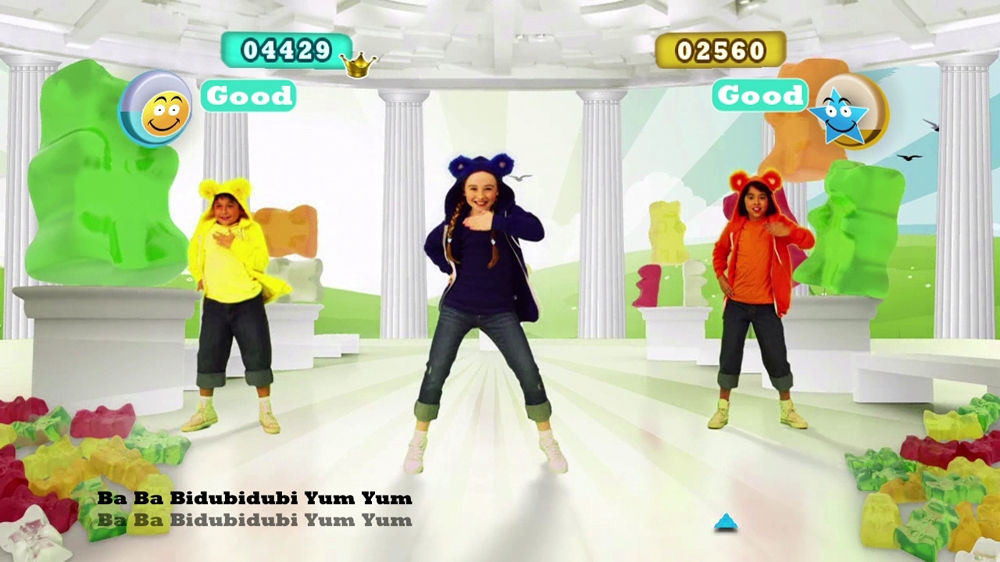 Image from Just Dance Kids 2
