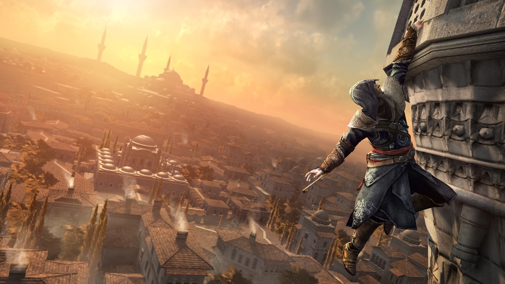 Bilde fra Assassin's Creed Revelations