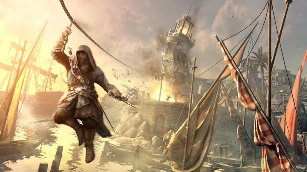 Assassin's Creed Revelations の画像