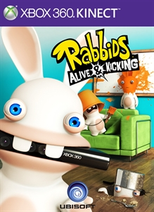 Rabbids Alive &amp; Kicking Launch trailer 