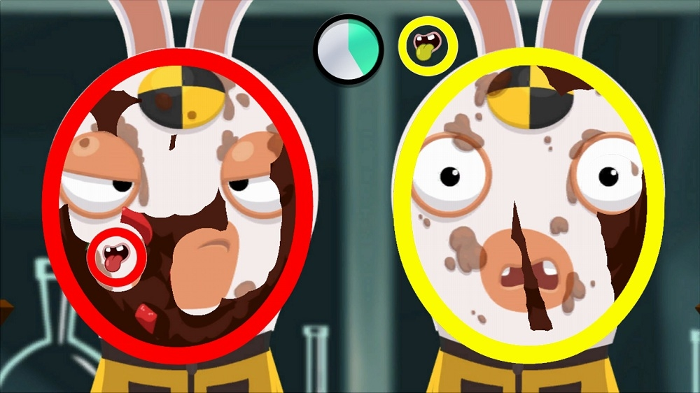 Image from Raving Rabbids: A&K