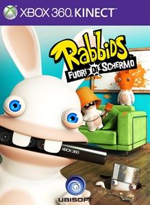 Rabbids® Fuori di Schermo Gamescom Trailer