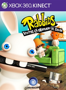 Rabbids Vivitos &amp; oKupando el Salon