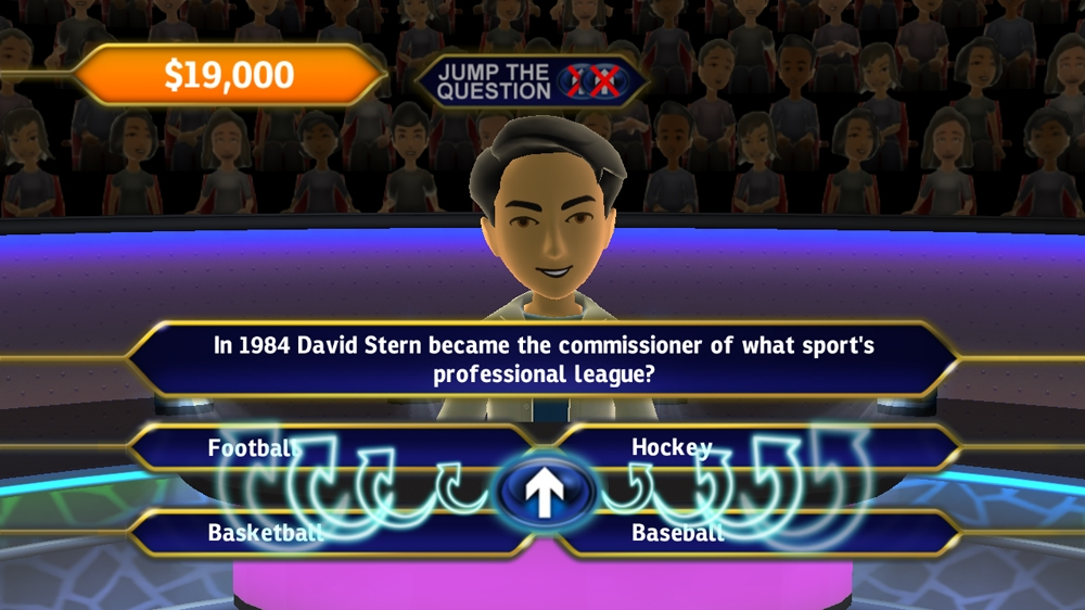 Image from Who Wants To Be A Millionaire