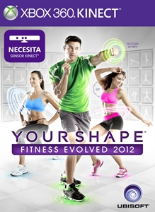 Bailar con Your Shape™ Fitness Evolved 2012