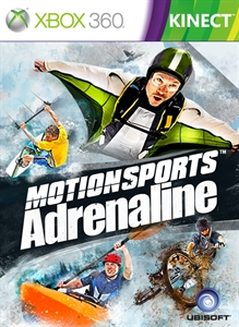 MotionSports: Adrenaline Rush Trailer
