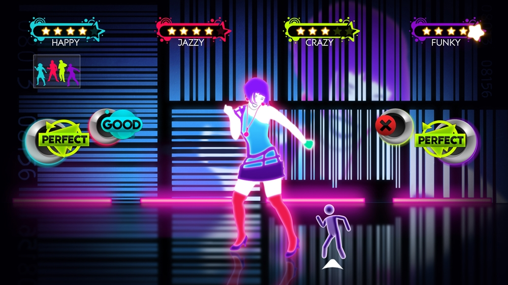 Immagine da Just Dance 3