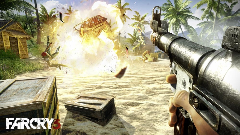 Imagenes Far Cry 3 XBOX 360