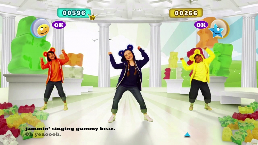 Image from Just Dance Kids