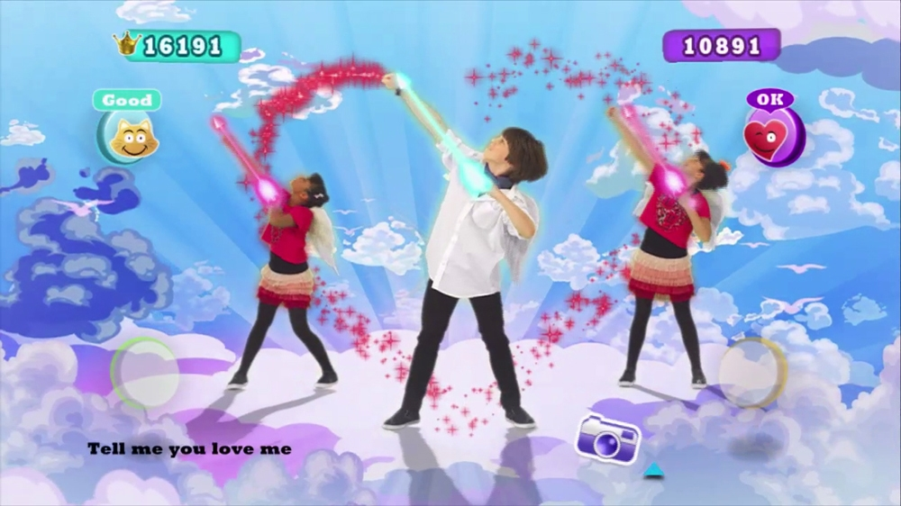 Kuva pelistä Just Dance Kids