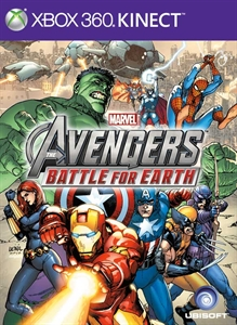 Marvel Avengers: Battle for Earth San Diego Comic Con Trailer