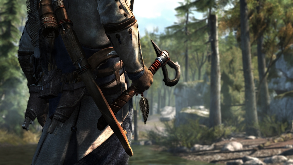 Image from Assassin&#39;s Creed III 