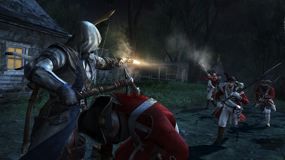 Immagine da Assassin&#39;s Creed III 