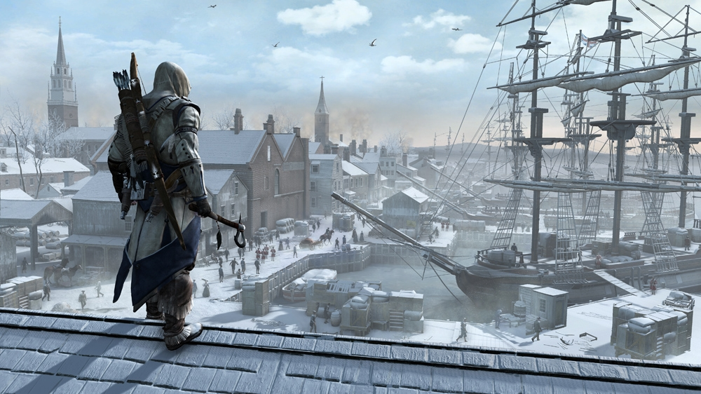 Imagenes Assassin'S Creed III XBOX 360