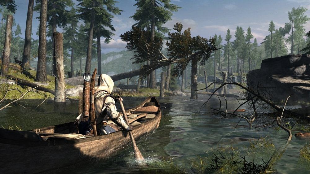 Kuva pelistä Assassin's Creed® III