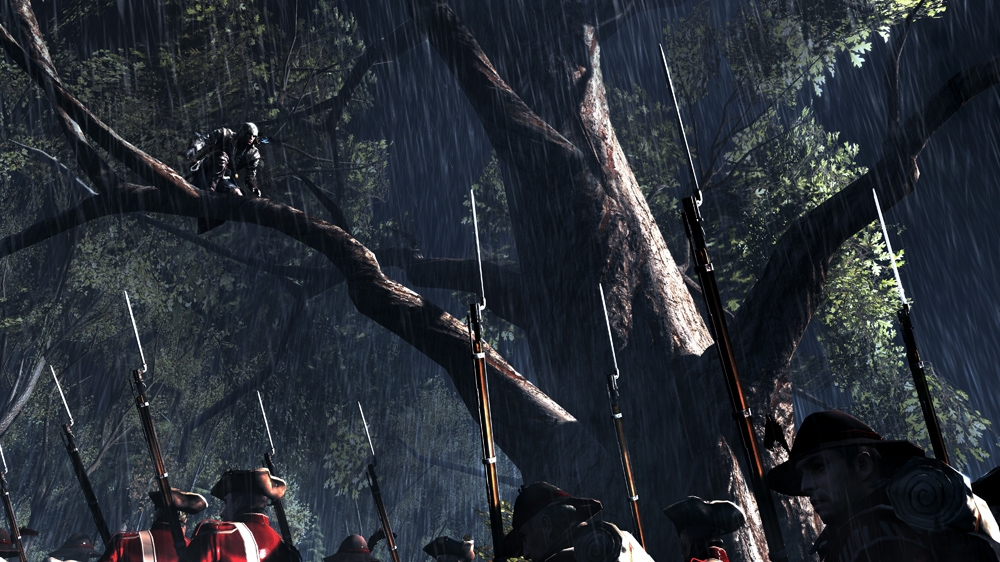 Billede fra Assassin&#39;s Creed III 