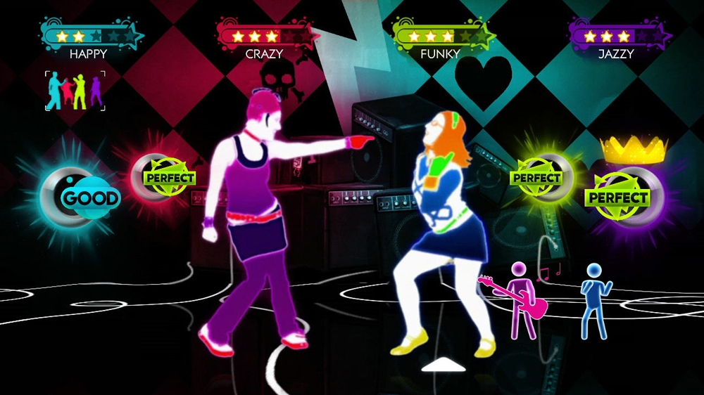 Image from Just Dance Greatest Hits