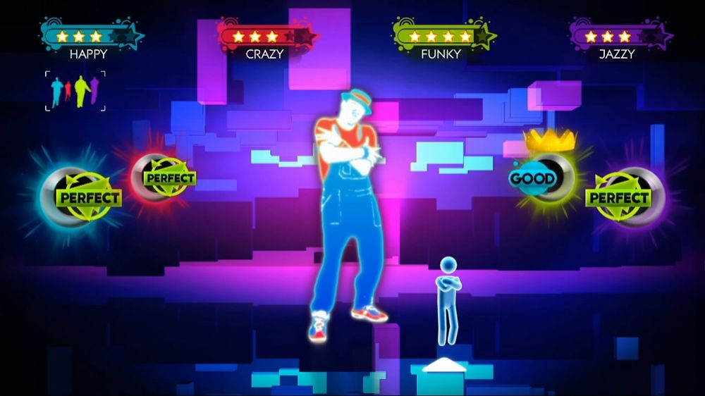 Kép, forrása: Just Dance Greatest Hits