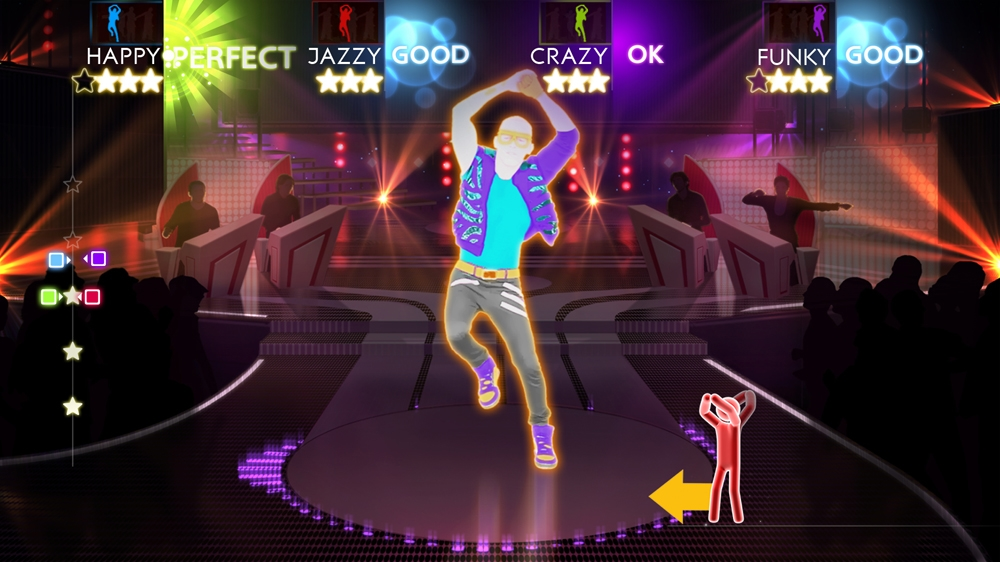 Image from Just Dance 4