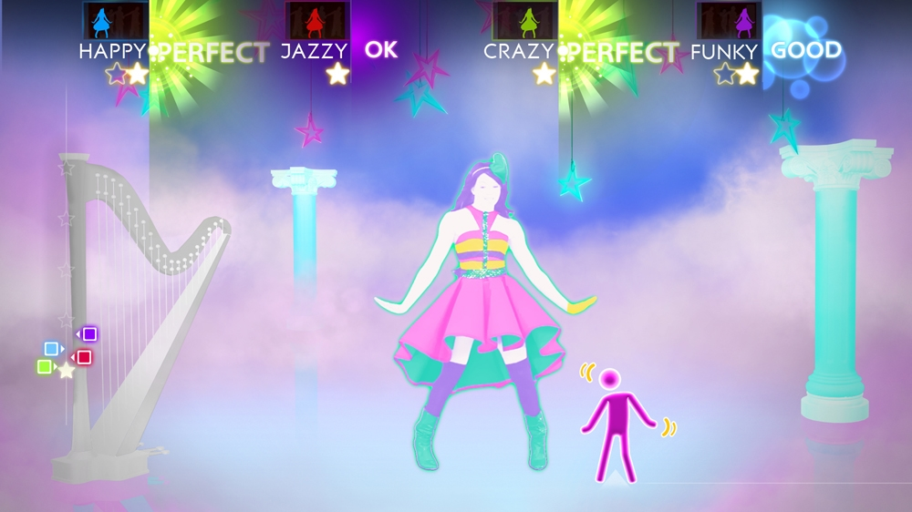 Kp, forrsa: Just Dance 4