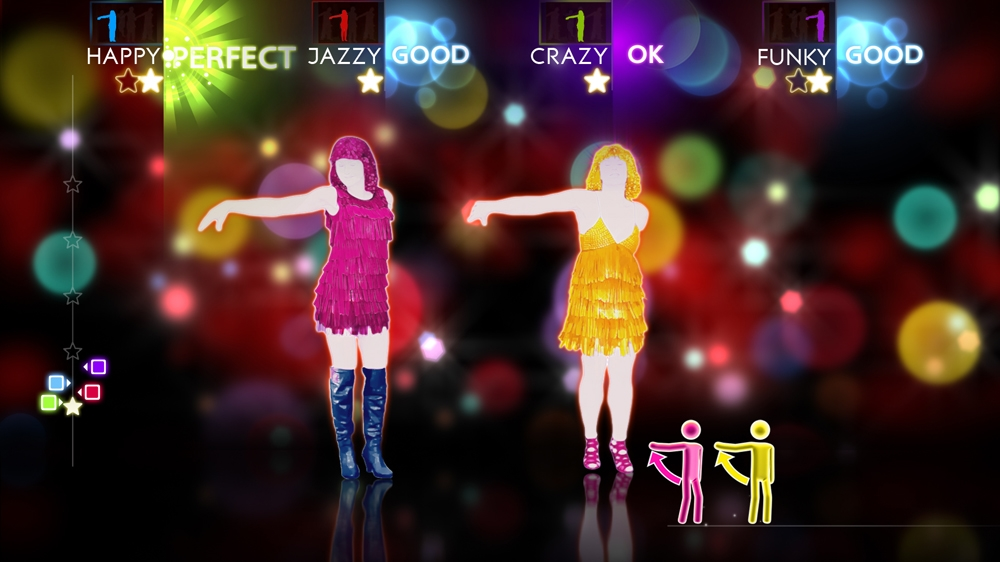 Image from Just Dance® 4
