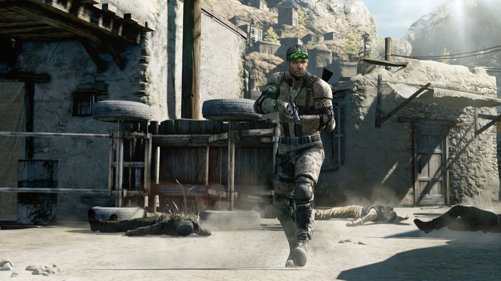 Billede fra Tom Clancy's Splinter Cell® Blacklist™