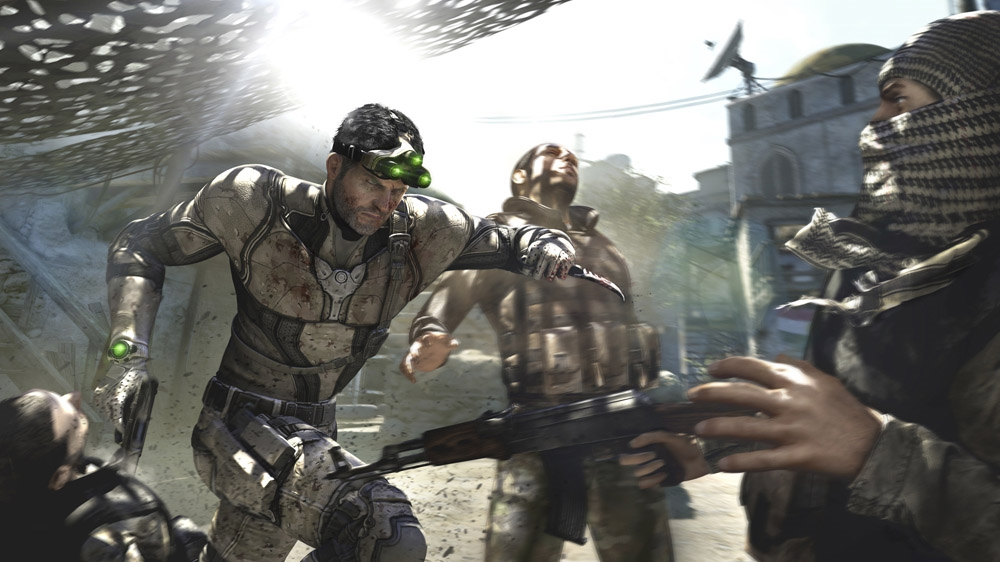 Imagem de Tom Clancy's Splinter Cell® Blacklist™