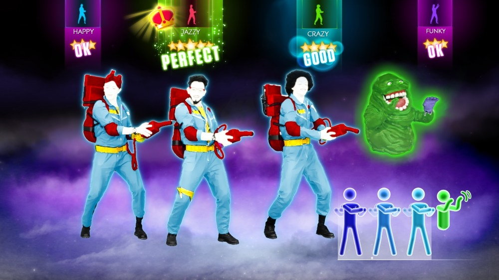 Image from Just Dance 2014
