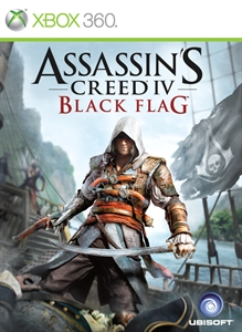 Assassin's Creed 4 Black Flag E3 Gameplay Trailer