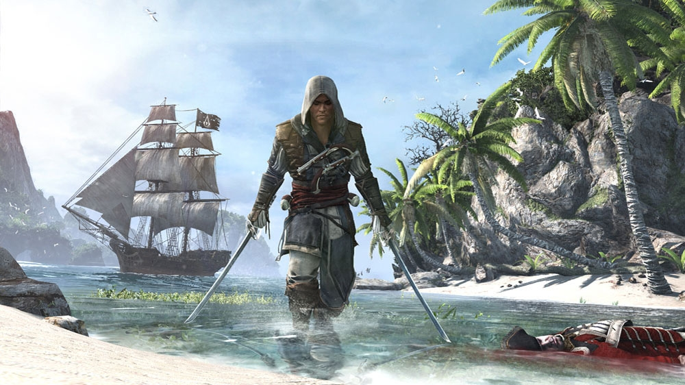 Bild från Assassin's Creed® IV