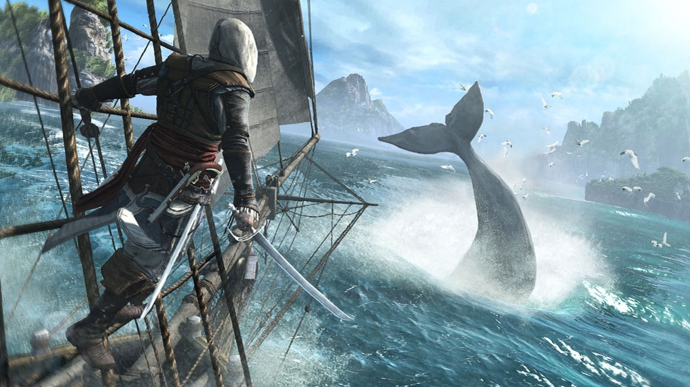Image from Assassin's Creed® IV